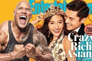 The Rock nổi giận vì không được mời đóng 'Crazy Rich Asians'