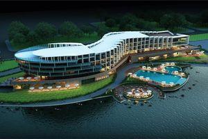 DIC tham vọng xây khu phức hợp sân golf quy mô lớn ở Vĩnh Phúc