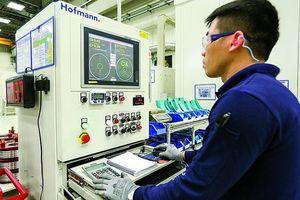 Thăm nhà máy thông minh tiêu chuẩn Mỹ tại Việt Nam