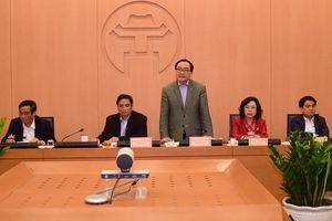 Sơ kết 2 năm thực hiện chương trình phối hợp giữa Ban Tổ chức T.Ư với Ban Thường vụ Thành ủy Hà Nội