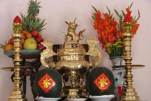 Cách thức, thời gian bài trí bàn thờ và lễ vật ngày Tết ở ĐBSCL
