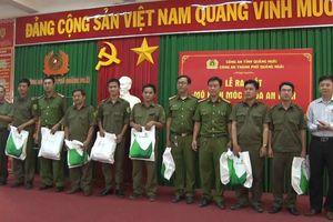'Móc khóa an ninh' ở TP Quảng Ngãi