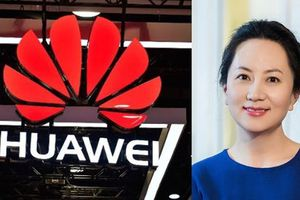 Mỹ chính thức buộc tội CFO Huawei 13 tội danh