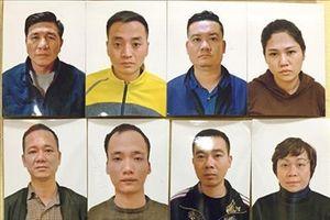 Cảnh sát hình sự Hà Nội đánh sập ổ nhóm tội phạm 'tín dụng đen'