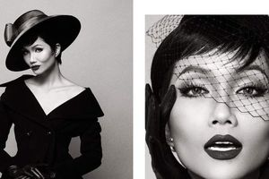 Bộ ảnh hút mắt của 'Hoa hậu đẹp nhất thế giới' H'Hen Niê
