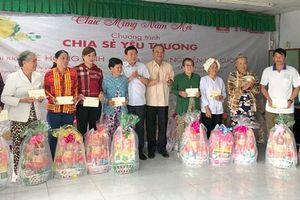 Doanh nghiệp chăm lo tết cho người nghèo Kiên Giang