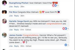 Chiến thắng giải thưởng Hoa hậu đẹp nhất thế giới, H'Hen Niê 1 lần nữa làm nên kỳ tích