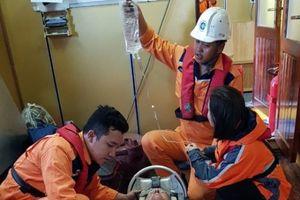 Khánh Hòa: Cấp cứu khẩn du khách Mỹ trên du thuyền quốc tế giữa biển