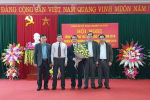 Ông Nguyễn Văn Việt giữ chức Giám đốc Sở NN& PTNT tỉnh Tuyên Quang