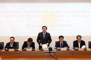 Đánh giá kết quả thu hút và sử dụng đầu tư nước ngoài tại Hà Nội