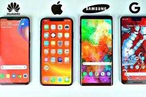 2018: Một năm đầy biến động với những smartphone cao cấp