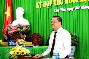 Chủ tịch quận Ninh Kiều được bầu làm Phó Chủ tịch TP Cần Thơ