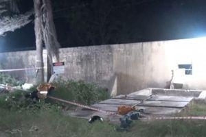 Ngạt khí khi thi công ống dẫn ga, 3 người tử vong