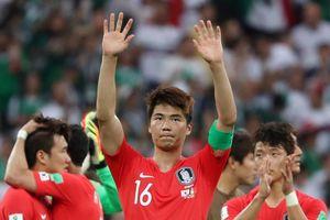 Ki Sung-yueng chia tay tuyển Hàn Quốc sau thất bại ở Asian Cup