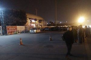 Nhận dạng ban đầu nghi phạm sát hại tài xế taxi ở Mỹ Đình
