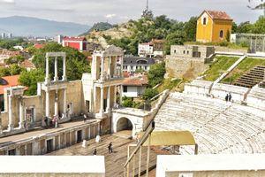 Bulgaria hút hồn du khách