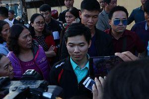 Tòa tuyên phạt bị cáo Hoàng Công Lương 42 tháng tù