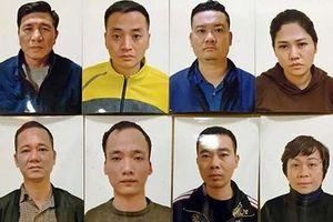 Triệt phá nhóm tín dụng đen lớn tại Hà Nội