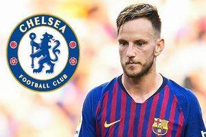 Chuyển nhượng bóng đá mới nhất: Chelsea phá MU thương vụ Rakitic