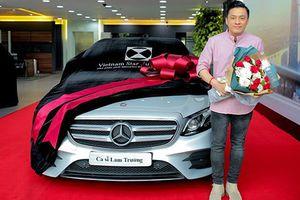 Lam Trường tậu Mercedes-Benz giá 2,77 tỷ đồng chơi Tết