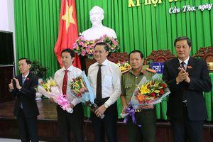 Thành phố Cần Thơ có tân phó chủ tịch