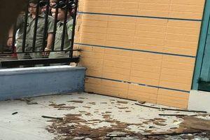 Nam thanh niên tử vong nghi do chế pháo nổ