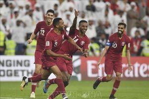 Asian Cup 2019: Thắng thuyết phục chủ nhà UAE, Qatar vào chung kết