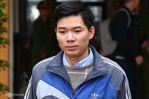 Bị tuyên 42 tháng tù, Hoàng Công Lương nói 'không phạm tội gì hết'