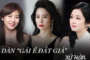 Dàn mỹ nhân 'sắc nước hương trời' nhưng vẫn là 'gái ế' của showbiz Hàn