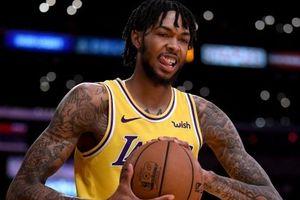 Brandon Ingram bùng nổ nhưng Lakers vẫn thất thủ trước 76ers
