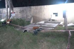 Hốt hoảng phát hiện 3 công nhân tử vong dưới hố đấu nối khí