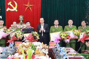 Lạng Sơn: Thưởng 'nóng' lực lượng phá thành công 2 vụ buôn bán, vận chuyển 170 bánh Heroin