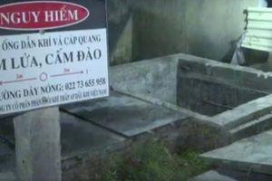 Thái Bình: 3 người tử vong sau khi ngạt khí gas