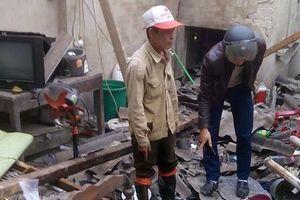Hà Tĩnh: Pha chế thuốc pháo bị phát nổ, 5 người thương vong