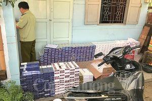 TP. Hồ Chí Minh phát hiện, thu giữ hơn 13.000 nghìn bao thuốc lá điếu nhập lậu