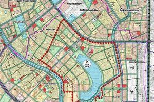 Điều chỉnh quy hoạch dự án khu đô thị mới Đại Kim - Định Công