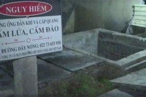 Ngạt khí gas, 3 người tử nạn ở Thái Bình