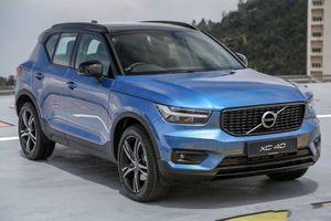 Volvo XC40 giá 1,4 tỷ đồng có gì đặc biệt?