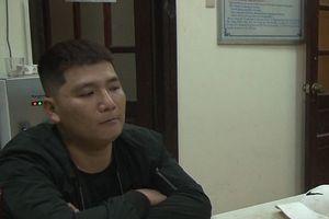 Thanh niên mang nhiều tiền án bị bắt khi trộm con heo đất