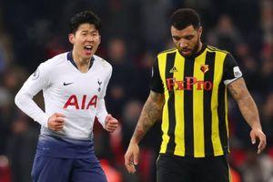 Son Heung-min tỏa sáng giúp Tottenham ngược dòng hạ Watford