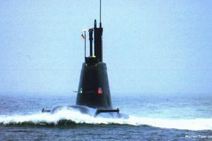 Tàu ngầm Đức thế kỷ 21 'sinh ra' chỉ để xuất khẩu
