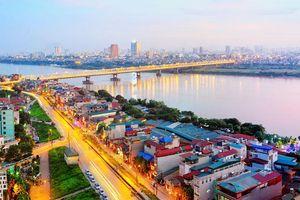 Dự án đô thị ven sông Hồng tái khởi động vấn đề trị thủy vẫn đứng yên?