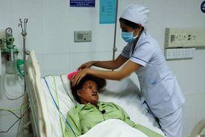 Sản phụ chết lâm sàng được các bác sỹ kịp thời cứu sống