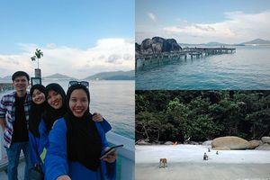 Đánh dấu tuổi thanh xuân bằng chuyến đi 2 ngày 1 đêm đầy trải nghiệm tới 'hòn ngọc lạ' Pangkor ở Malaysia