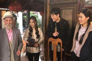 Bạn gái cầu thủ Quang Hải đóng hài tết cùng dàn diễn viên 'Quỳnh búp bê'