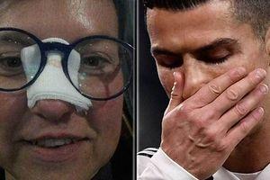 Fan nữ sướng tê người vì được Ronaldo tặng quà và mời đến chơi