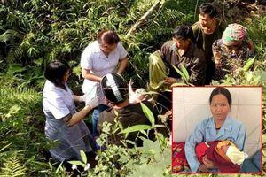 Bị tai nạn rơi xuống khe núi trên đường đi đẻ, thai phụ sinh con ngay tại khe núi