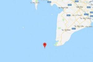 Hai ngư dân đang mất tích ở vùng biển phía Nam