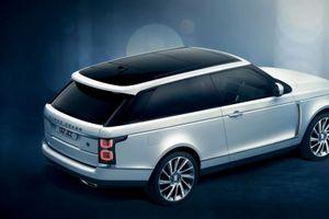 Range Rover thông báo phá sản dự án sản xuất mẫu SV Coupe
