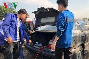 Hà Nội: Trả tài sản 12 xe ô tô bị giữ khi cưỡng chế thu hồi đất
